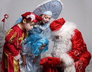 Новогодняя Елка, всем вместе
