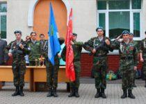 """Военно-патриотическое мероприятие """"Юность в сапогах - осень"""""""