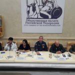 круглый стол 75 летию битвы под москвой