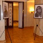выставка МИД, выставка Первые Герои, всем вместе, бф, фонд, урок мужества ,стойкость и мужество